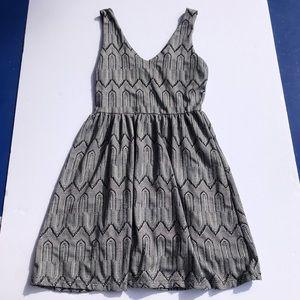 Lucky Brand Patterned Dress